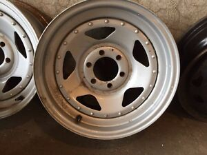 "1995 Dodge Dakota 15"" Truck Tire Rims  West Island Greater Montréal image 2"