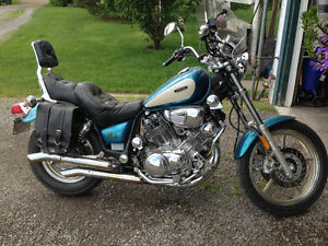 Virago motorcycles for sale in calgary kijiji classifieds for Yamaha virago 1100 saddlebags