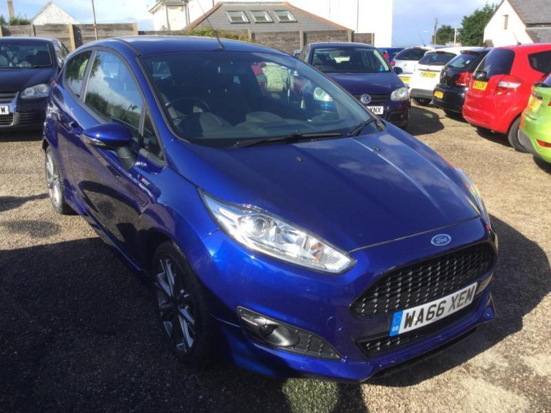 Ford Fiesta 10t140psecoboost Ss 201675my St Line 9995