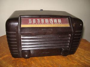 VINTAGE RADIO RCA VICTOR, PRIX RÉDUIT