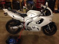 2000 YZF 600 thundercat REDUCED