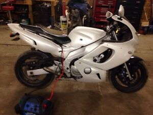 2001 YZF 600 thundercat REDUCED