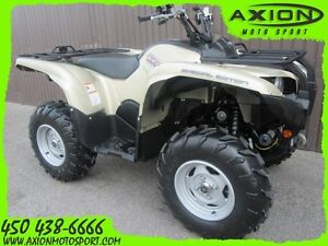 2012 Yamaha GRIZZLY 700 EPS SPECIAL EDITION 44,23$/SEMAINE