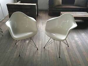 Eames Dining Chairs Beautiful Condition Redfern Inner Sydney Preview