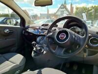 2014 Fiat 500 0.9 TWINAIR LOUNGE 3d 85 BHP Hatchback Petrol Manual