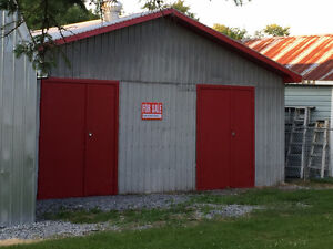 Double Boathouse for Sale or Rent -Lancaster