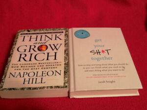 BOOK SET FOR SALE - Assorted self-help/ psychology books