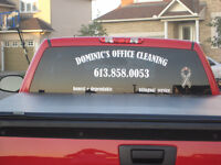 OFFICE CLEANING - RECEIVE HALF OFF FIRST MONTH