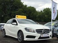 Mercedes-Benz A200 2.1CDI 136BHP AMG Sport**7k MILES ONLY**WARRANTY TILL 2017