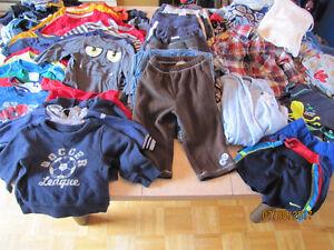 Lot vêtement 12-18 mois garçon