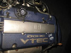 97 01 HONDA PRELUDE ACCORD H23A DOHC ENGINE JDM H23A VTEC MOTOR