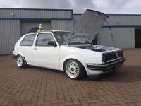 GOLF MK2 20V TURBO.