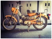 Wanted Dead or Alive. Honda CT90 Bikes or Parts.