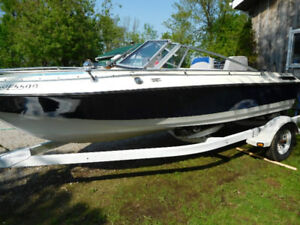 BOAT   BOWRIDER  MERC  485  GREAT SHAPE  RUNS GREAT