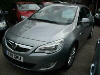 2011 Vauxhall Astra 1.4 i 16v Turbo Elite 5dr Hatchback Petrol Manual