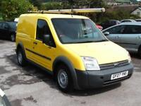 2007 FORD TRANSIT CONNECT 1.8TDCi ( 75PS ) EURO IV T200 SWB L, NO VAT