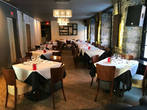 Old Port Restaurant/Bar Space For Rent with Big Private Terrace!