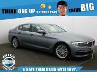 2017 BMW 5 Series 530I SE Auto Saloon Petrol Automatic