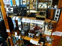 Working Cheap,Vintage Cameras,SLRs,Folding Cameras,Collectable Cameras & Accessories, Bags & Tripods