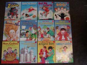 ROBERT MUNSCH BOOKS FOR CHILDREN (60+)