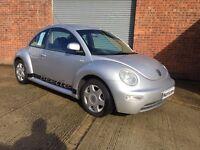"""""""HURRICANE CAR & MOTORCYCLE SALES"""" 2001 VW Beetle"""