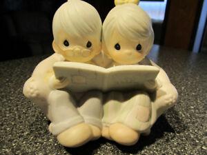 """""""Precious Memories"""" Precious Moments figurine"""