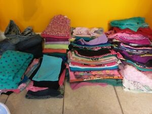 FREE BABY CLOTHES - HUGE GARAGE SALE