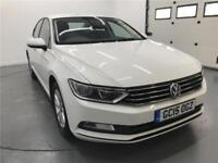 Volkswagen Passat 1.6 TDI S 4dr