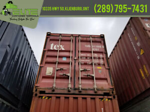 Good & Great Quality Shipping Containers for SALE!