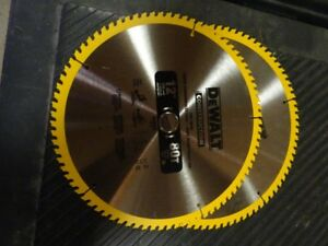 Circular Saw Blade - DeWALT, DW3128P5D80I Series 20, 12-In, 80T