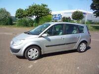 RENAULT GRAND SCENIC 1.6 EXPRESSION VVT...£15 Per Week..£O Deposit ** 2006
