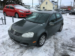 2008 Volkswagen Rabbit 75$/Sem - FINANCEMENT MAISON DISPONIBLE