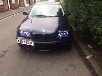 BMW 318I 11 months MOT