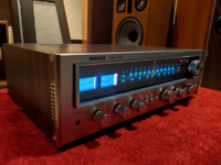 REDUCED!!  Nikko NR-715 stereo receiver, just serviced!