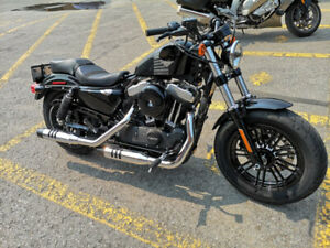 2017 Harley-Davidson XL 1200 Forty-eight