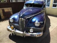 Packard Clipper PETROL MANUAL 1940