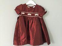 Vêtement - Robe chic pour bébé fille - Taille 18 mois 10.00$