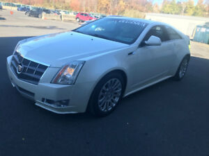 CADILLAC CTS4 COUPE SPORT 2011 A VOIR  AU 5130 CHAMBLY ST HUBERT