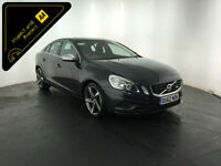2012 VOLVO S60 R-DESIGN D2 1 OWNER FULL SERVICE HISTORY FINANCE PX WELCOME