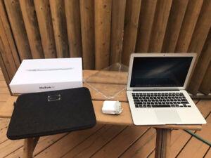 MacBook Air 13 inch screen i5 processor