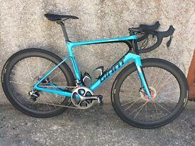 Giant Defy Advanced Dura-ace Hi Mod road bike.