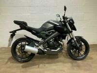 Yamaha MT125 2014 GREAT CONDITION COMPLETE STANDARD NON ABS NEW MOT R125 125CC