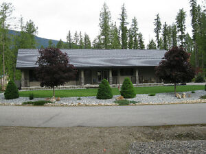 Rancher for sale at Mabel Lake Golf Course