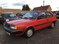 1989 Volvo 340 1.4 DL Hatchback 3dr Petrol CVT (70 bhp)