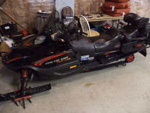 ARTIC CAT 660 TURBO 4 STROKE TOURING