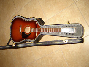 Norman Canadian Guitar by Godin A/E