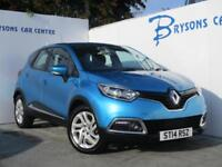 2014 14 Renault Captur 1.5dCi 90bhp MediaNav Dynamique for sale in AYRSHIRE