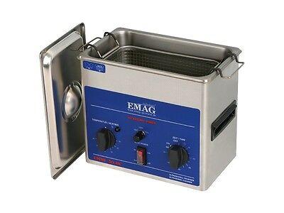 EMAG AG/ Schalltec Ultraschallreinigungsgerät Emmi 30HC *3L* *Frühlingsangebot*