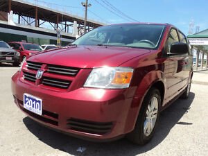 2010 Dodge Grand Caravan SE/Certified/E-TEST Minivan, Van