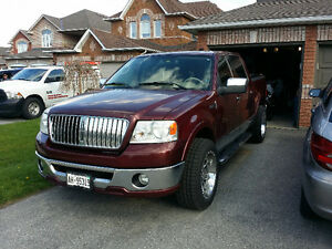2006 Lincoln Mark Series LT Pickup Truck